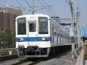 東武野田線8146F