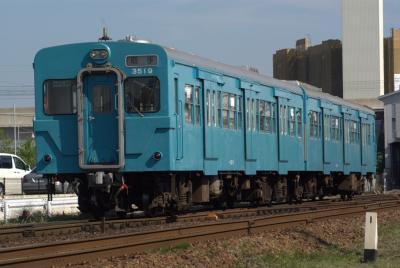 キハ350青22号仕様。