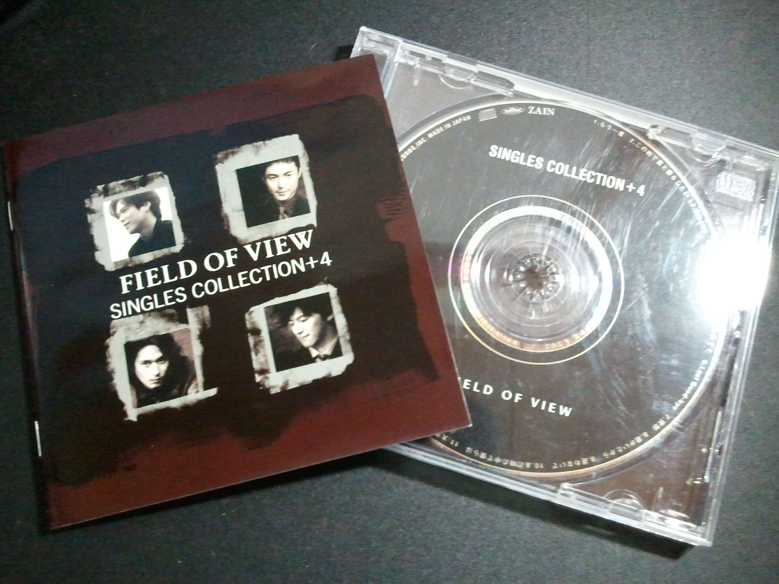FIELD OF VIEW Single Collection plus 4