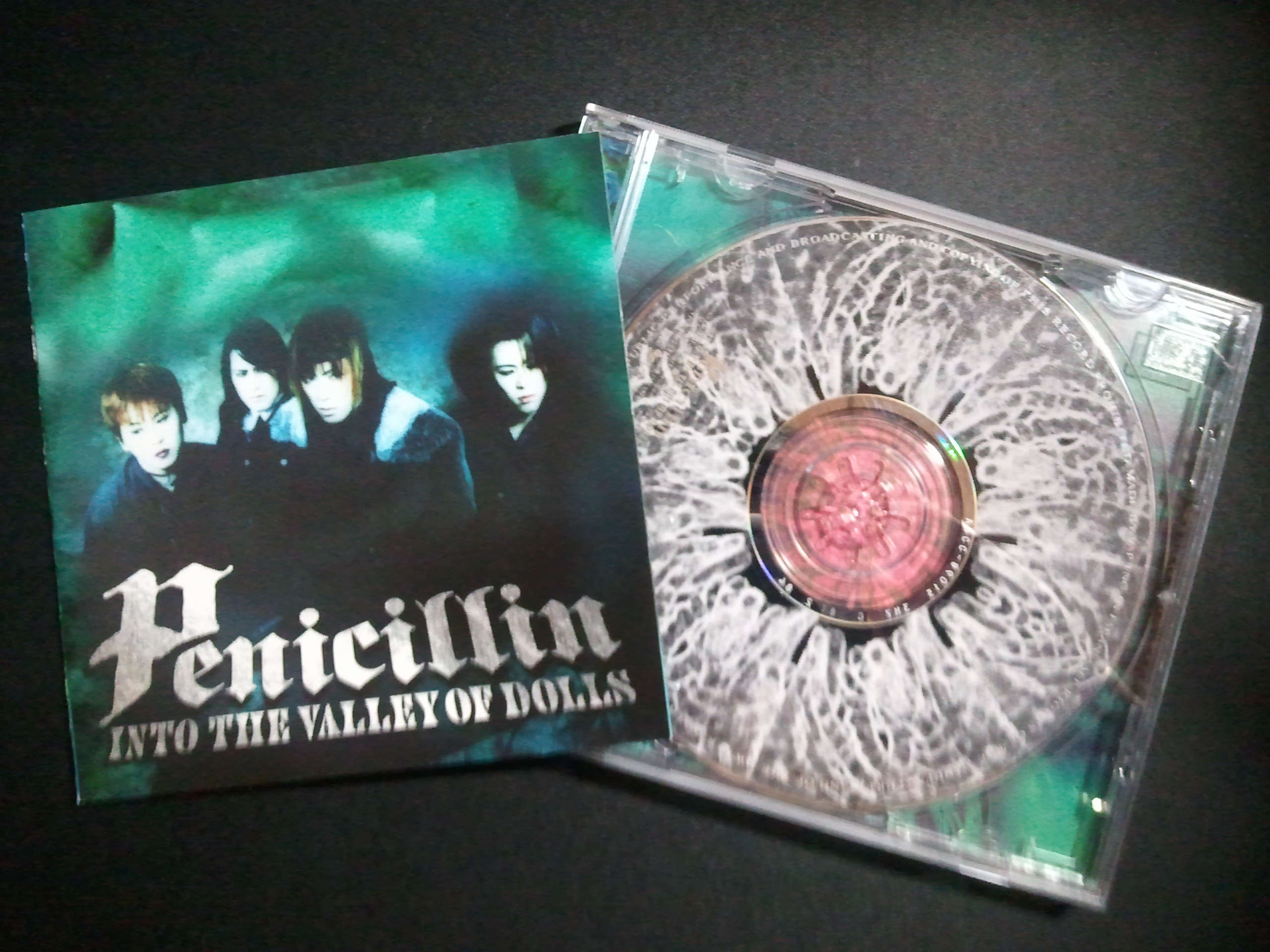 Penicillin into the valley of dolls