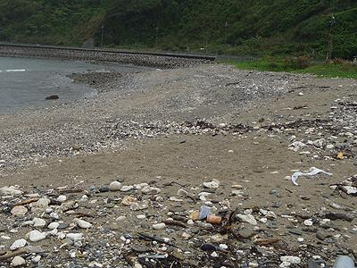 辺野喜の海岸