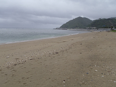 辺土名の海