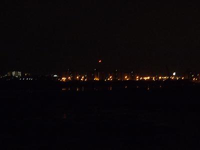 夜の磯歩き02_夜景