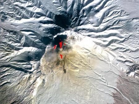 volcano c