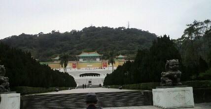 故宮博物館遠景