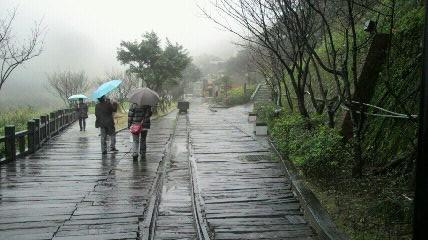 トロッコ道