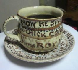 チックカップ