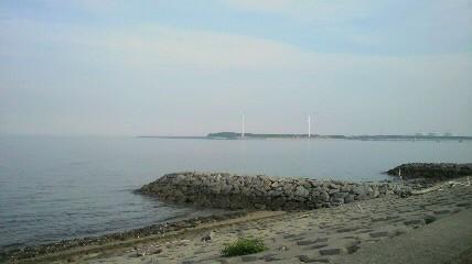 新舞子の風力発電