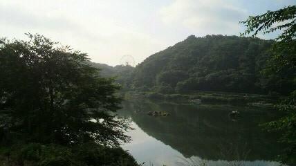 長良川岐阜県側