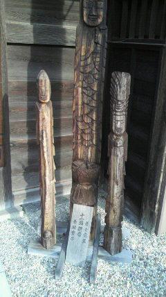 笠寺観音円空仏
