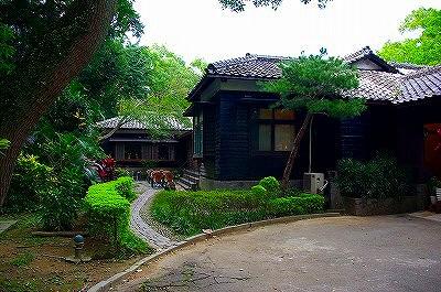台北州知事公舎