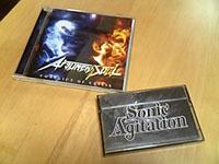 Arguの新譜とソニックの昔のデモ