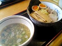 華丸のつけ麺