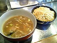 大阪大勝軒のつけ麺