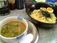 「花京」のつけ麺