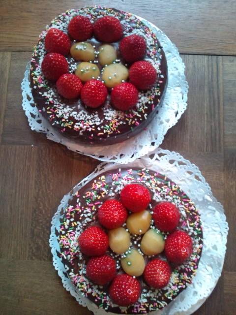 痛恨のケーキ