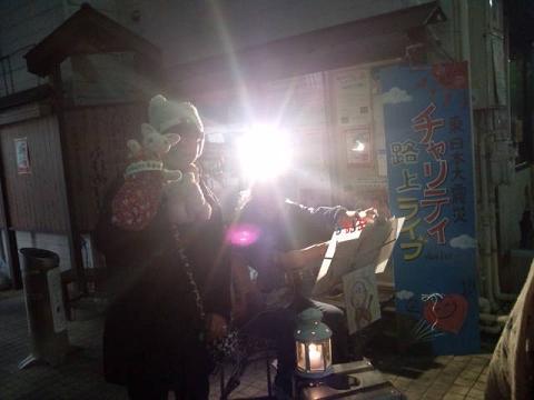 コピー ~ 六角橋チャリティ初日 058