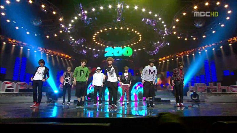 2PM, SHINee - 20100220 - Special on MC.avi_000289389