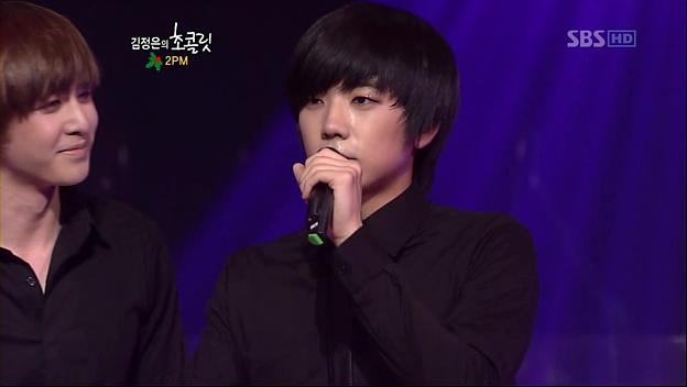 KJE - 20091219 - 2PM, JYP, Kim Ah Joong.avi_002908708