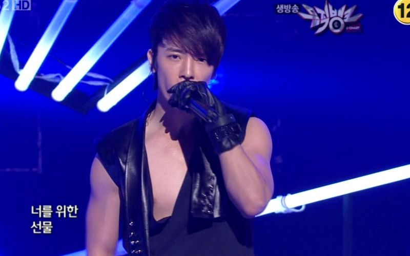 Super Junior - 20100514 - Bad Girl, Bonamana on MB.avi_000202268