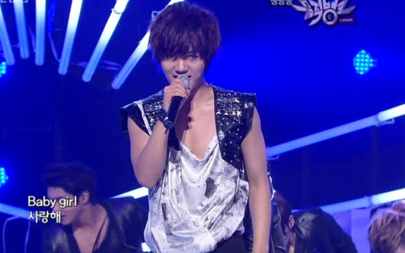 Super Junior - 20100514 - Bad Girl, Bonamana on MB.avi_000210743