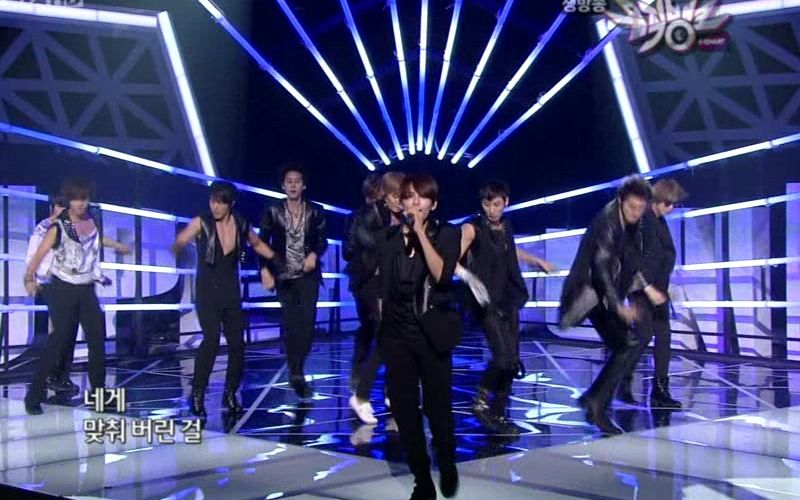 Super Junior - 20100514 - Bad Girl, Bonamana on MB.avi_000284050