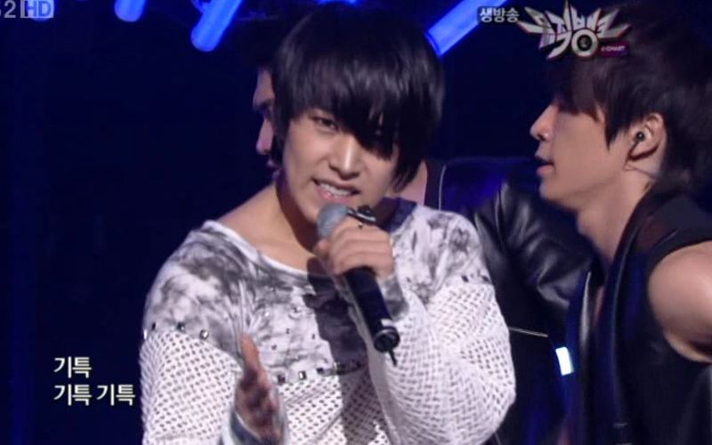 Super Junior - 20100514 - Bad Girl, Bonamana on MB.avi_000221087