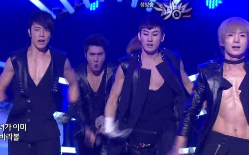 Super Junior - 20100514 - Bad Girl, Bonamana on MB.avi_000306472