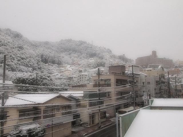 025雪景色
