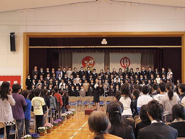 012卒業式