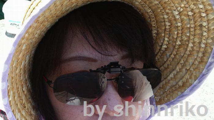 農作業の帽子で日焼け止め対策!