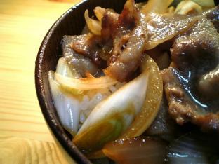 生姜焼き丼002