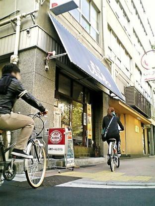 山田ホームレストラン本日の定食Bアジフライ001