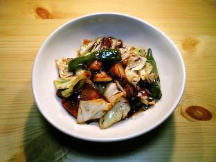 李錦記で回鍋肉006