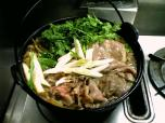 モリタ屋のお肉ですき焼き004