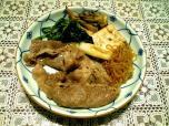 モリタ屋のお肉ですき焼き006