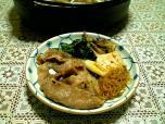 モリタ屋のお肉ですき焼き007