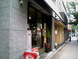山田ホームレストラン本日の定食Aメンチカツ002