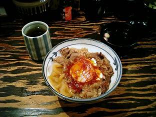 東京牛丼牛力丼赤003
