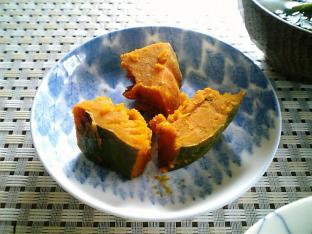 にしんの昆布巻きとかぼちゃ004