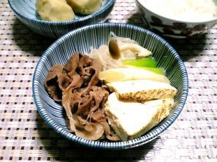 モリタ屋の肉ですき焼き005