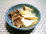 モリタ屋の肉ですき焼き007
