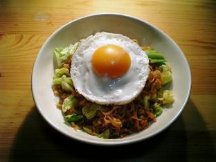 焼チキンカレー味001