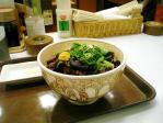 すき屋豚とろ角煮丼並006