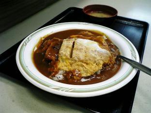 富士そばカレーかつ丼003