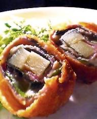 シソとポテトとチーズの豚ロース巻き揚げ001