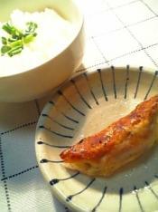 豚キムチ餃子定食001
