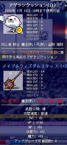 龍龍天流の装備1
