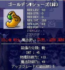 龍龍天流の装備3