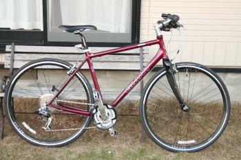 アフター 自転車